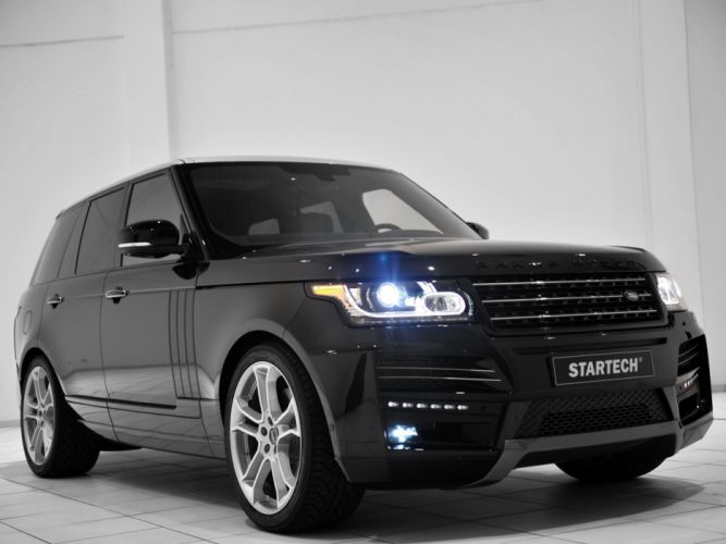 2013 STARTECH Range Rover tuning suv luxury gd wallpaper