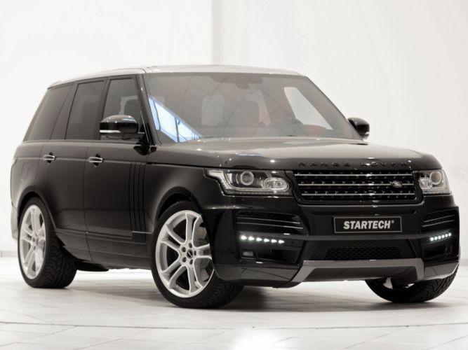 2013 STARTECH Range Rover tuning suv luxury f wallpaper