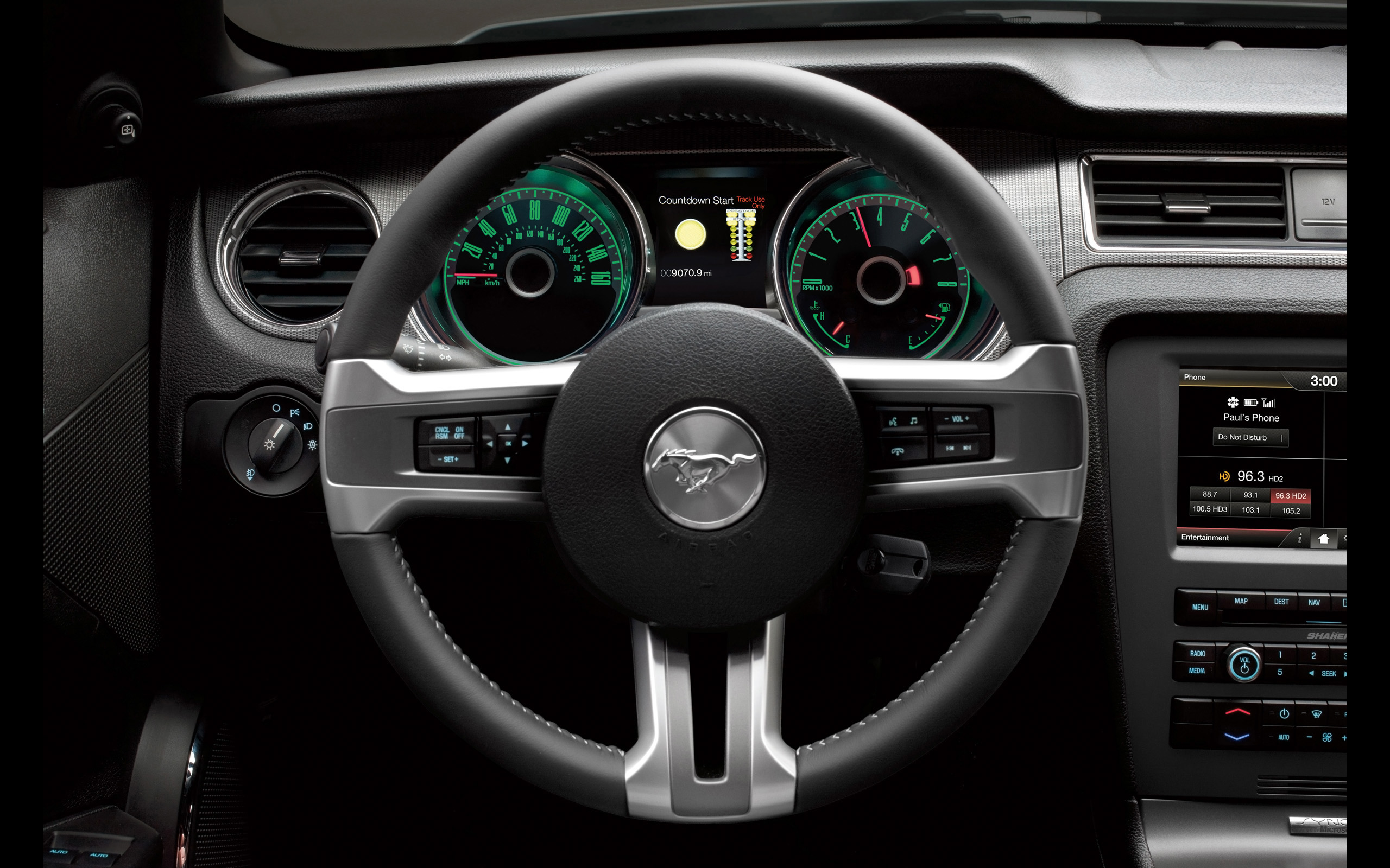 2016 ford mustang interior u s news amp world report - 2014 Ford Mustang Muscle Interior T Wallpaper 2560x1600 149380 Wallpaperup