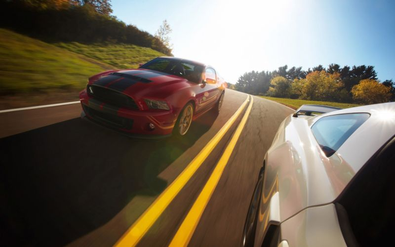 2014 Ford Shelby GT500 mustang muscle wallpaper