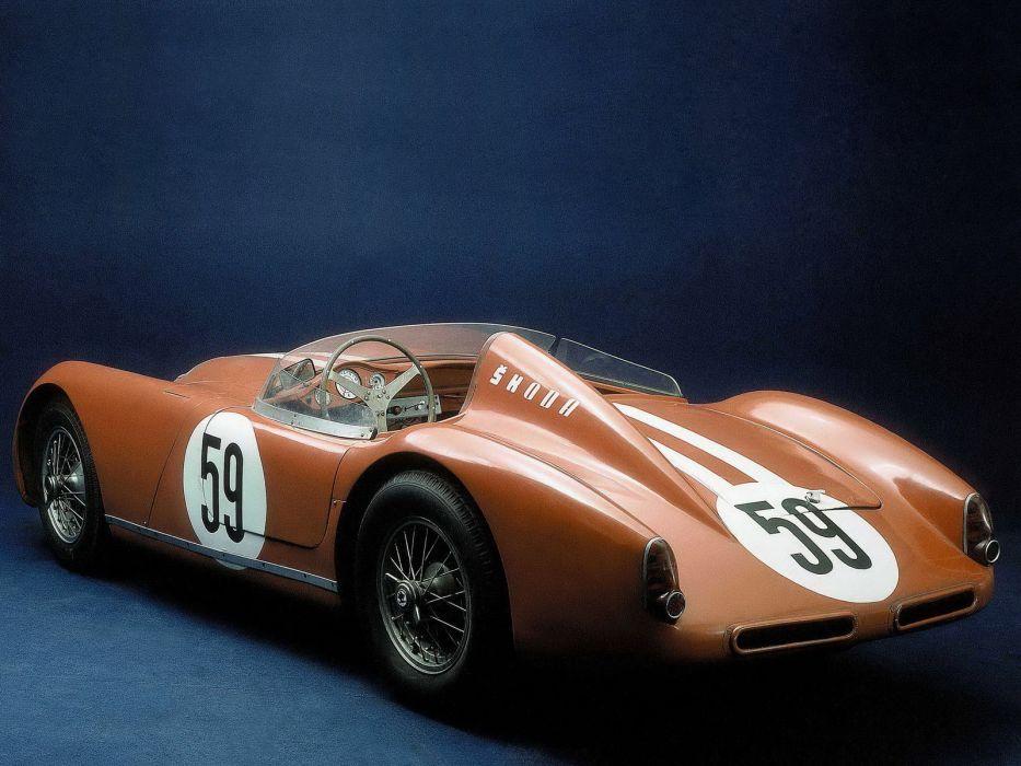 1958 Skoda 1100 OHC Spider Type-968 race racing 968 wallpaper