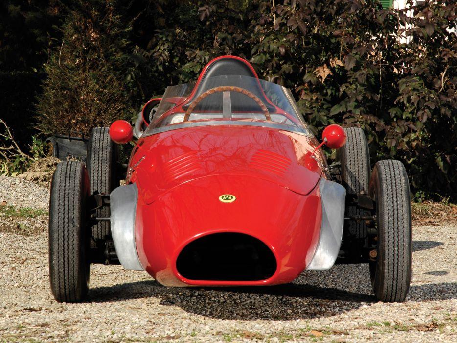 1959 De-Sanctis Formula Junior Race Car racing   f wallpaper