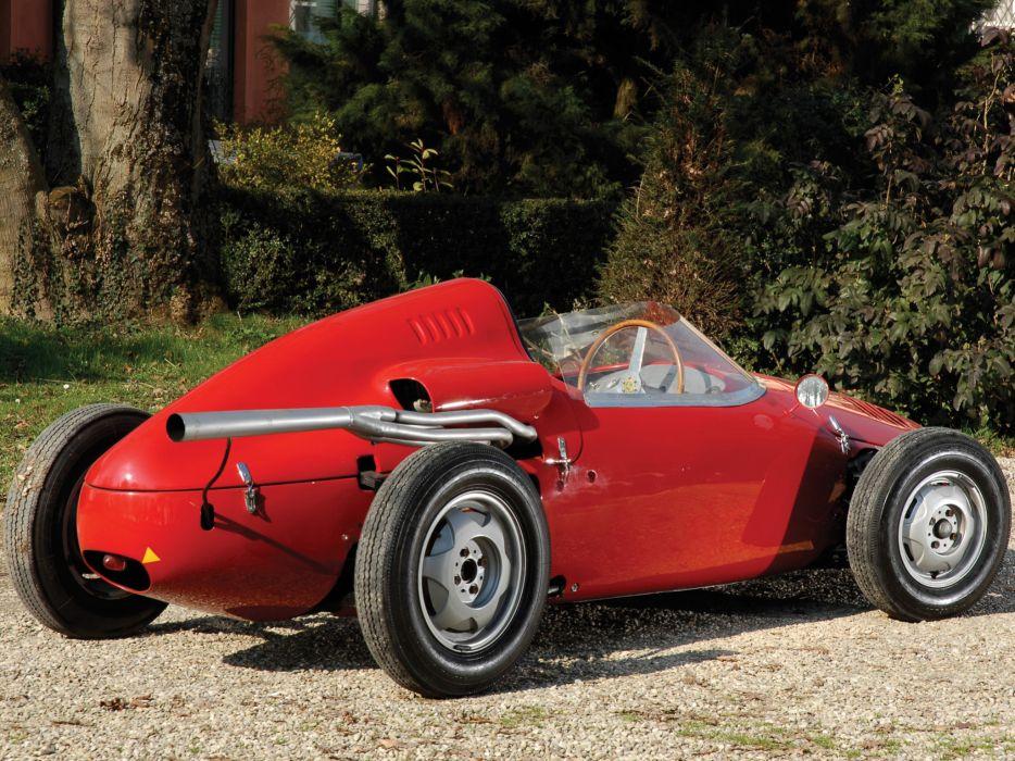 1959 De-Sanctis Formula Junior Race Car racing    g wallpaper