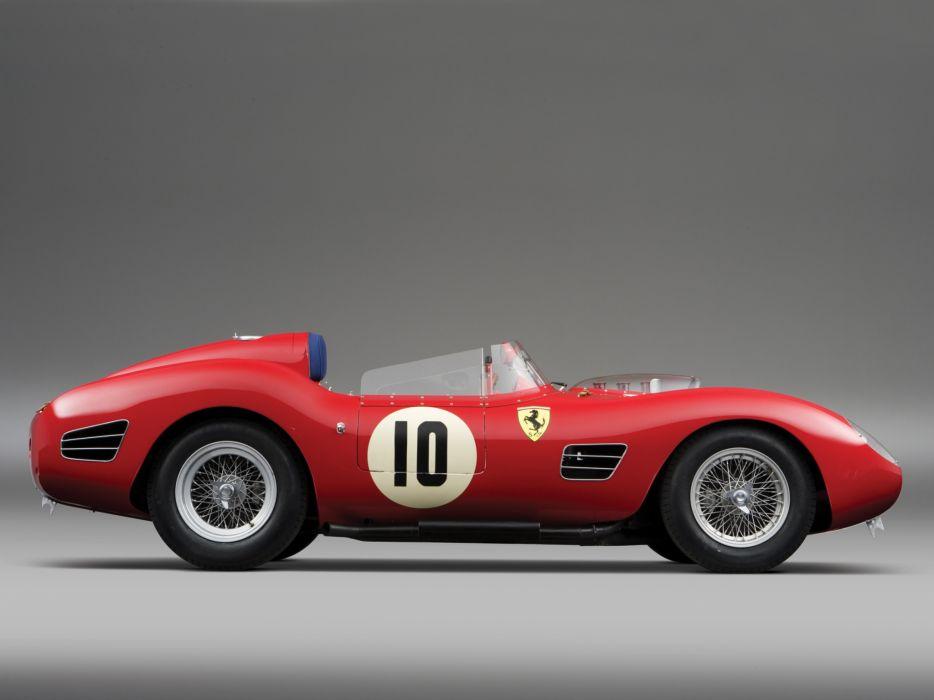 1959 Ferrari 246S Dino by Fantuzzi race racing retro 246 supercar    g wallpaper