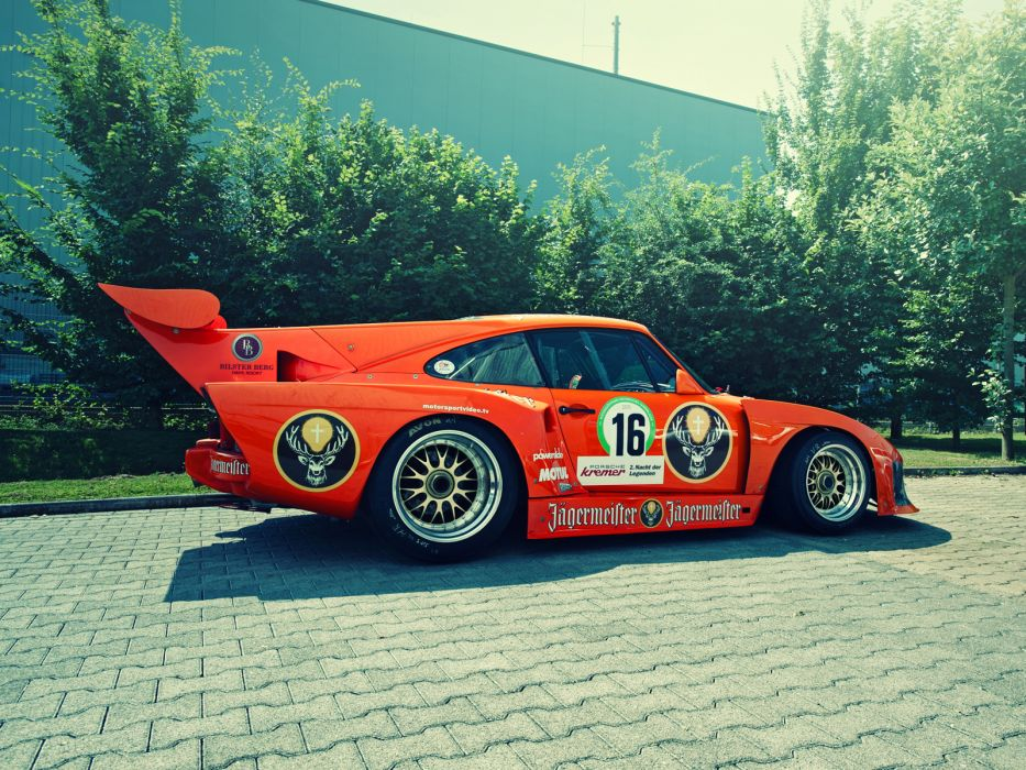 1979 Kremer Porsche 935 K3 Le-Mans race racing k-3  d wallpaper