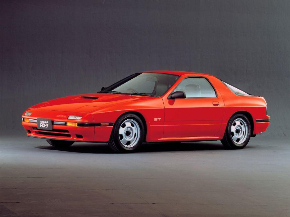 1985 Mazda RX-7 G-T wallpaper
