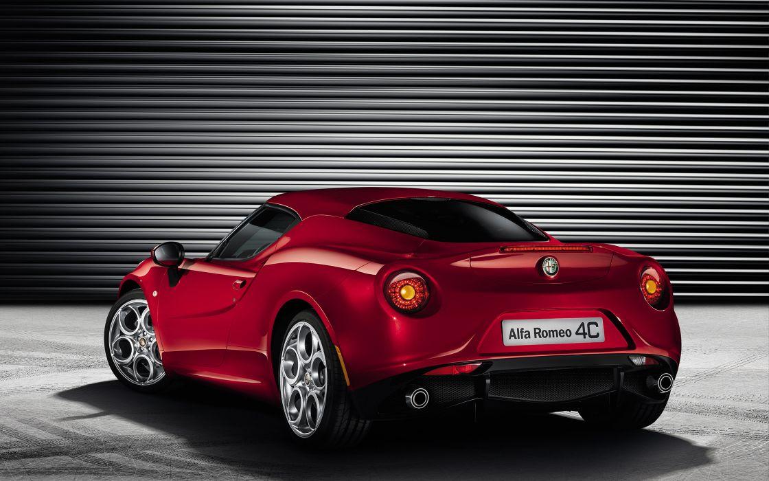 2014 Alfa Romeo Giulietta supercar   ds wallpaper