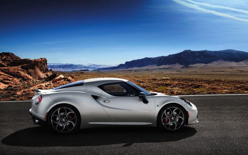 2014 Alfa Romeo Giulietta supercar gd wallpaper