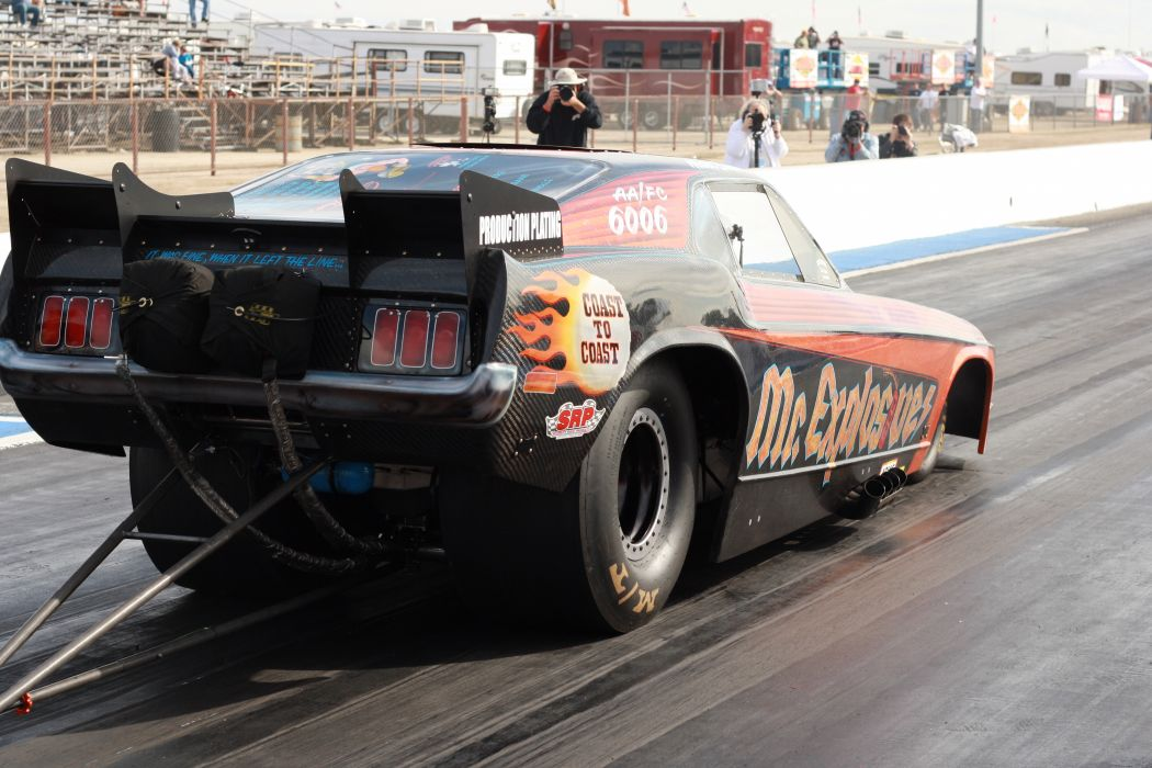 funnycar funny nhra drag racing race hot rod rods ford mustang    gd_JPG wallpaper