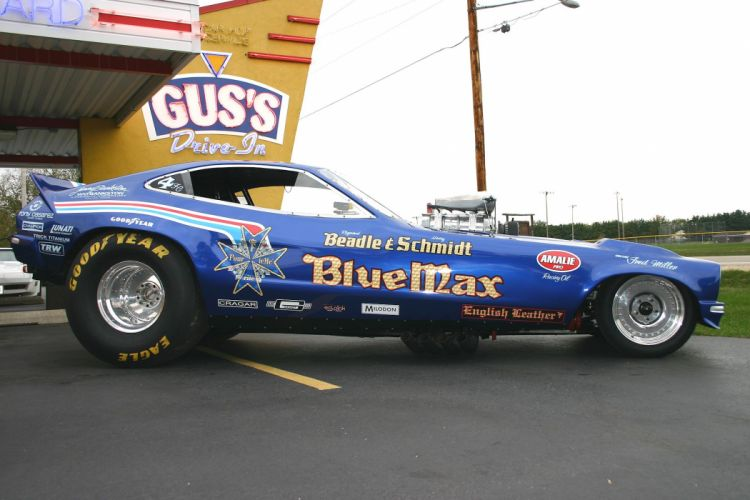 funnycar funny nhra drag racing race hot rod rods BLUE MAX ford mustang g wallpaper