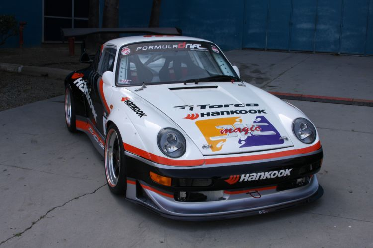 JIC Magic Time Attack Drift Porsche race racing tuning d_JPG wallpaper