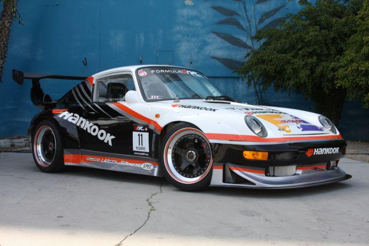 JIC Magic Time Attack Drift Porsche race racing tuning d_JPG wallpaper