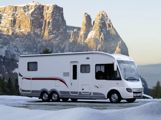 2010 Eura Mobil Integra EB motorhome camper wallpaper