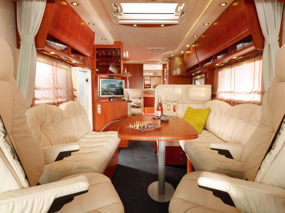 2011 Concorde Liner Plus motorhome camper   gh wallpaper