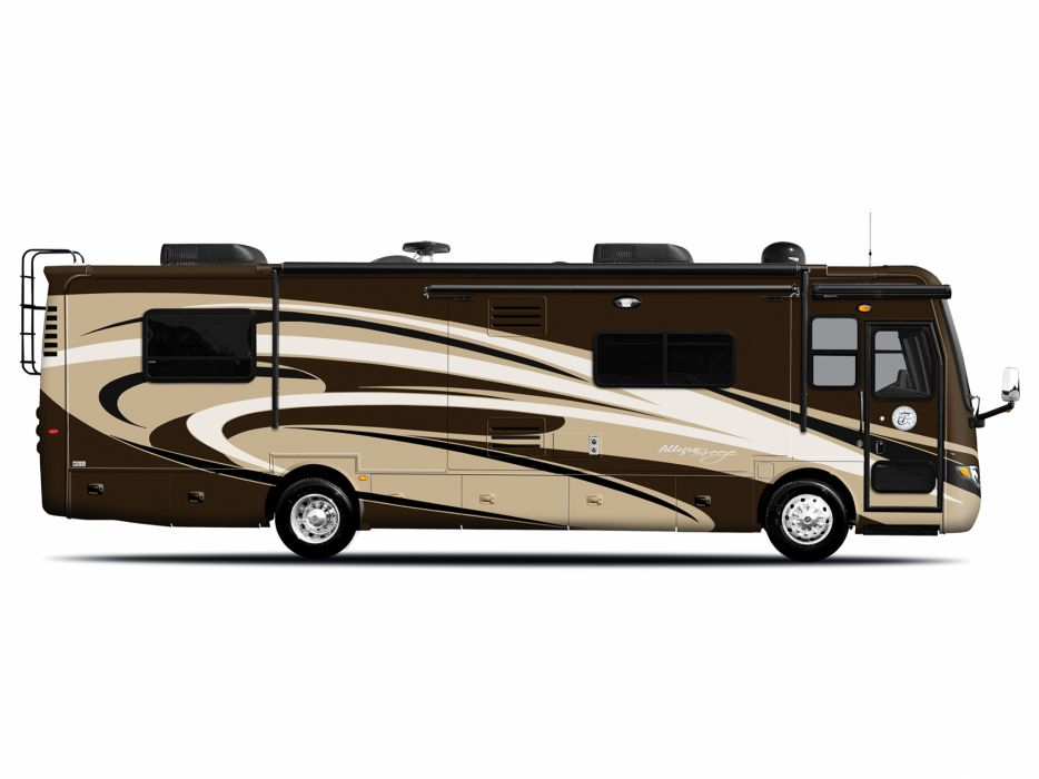 2011 Tiffin Allegro Breeze motorhome camper    h wallpaper