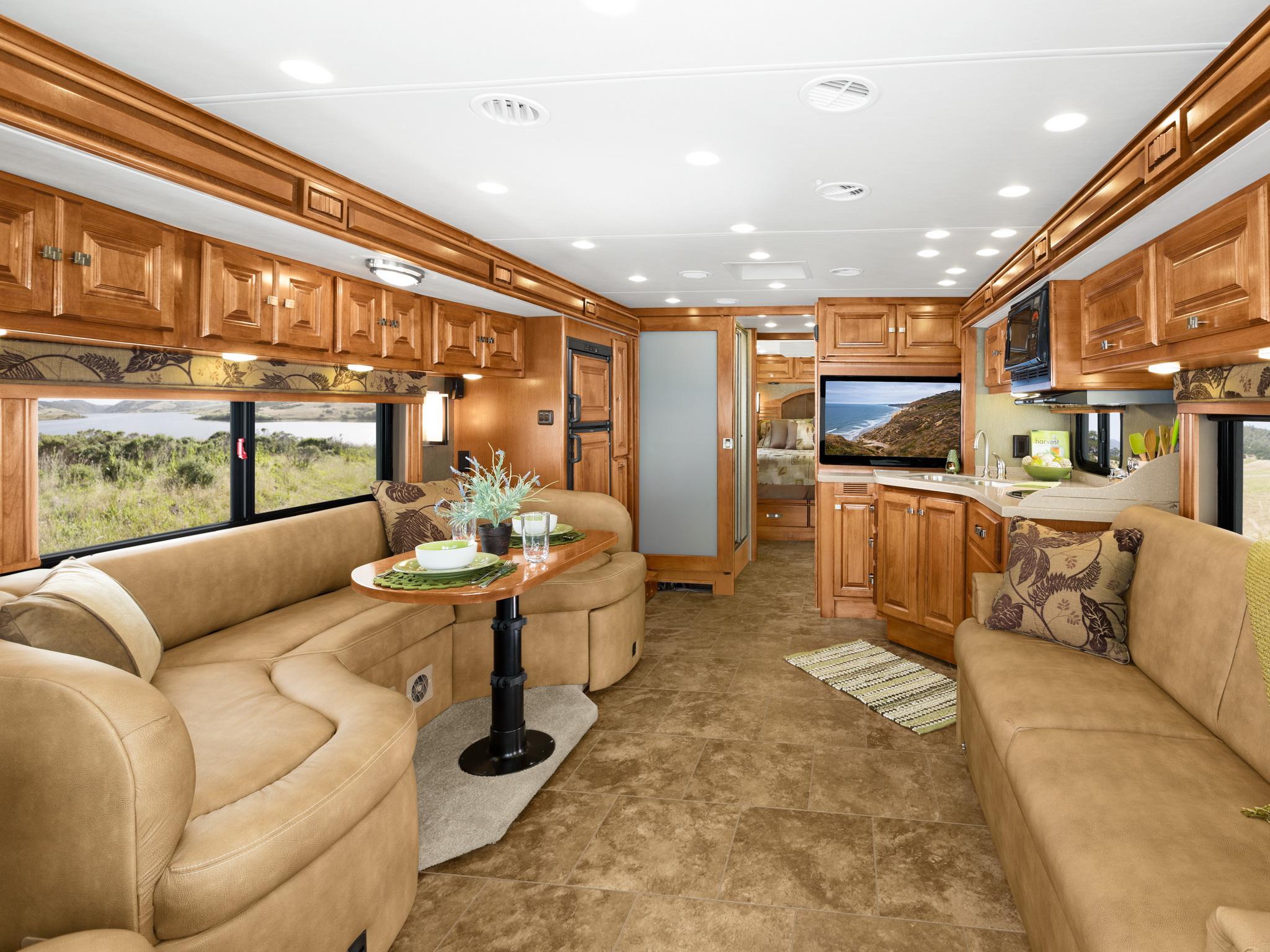 2011 Tiffin Allegro Breeze Motorhome Camper Interior G