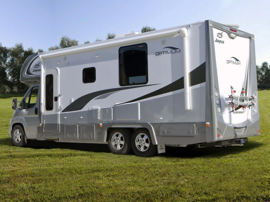 2012 Jayco Optimum motorhome camper    f wallpaper