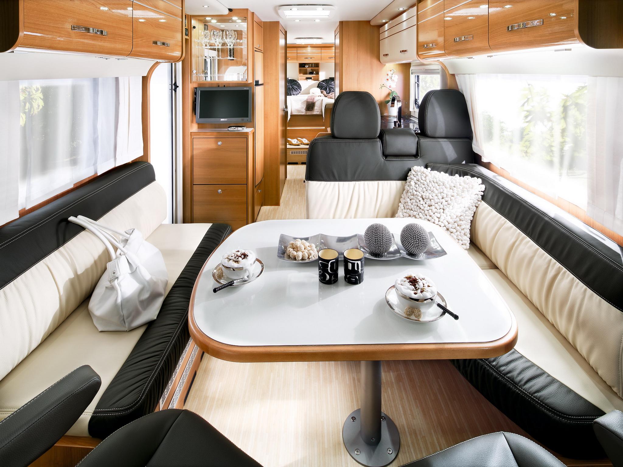 2013 Lmc Grand Explorer Motorhome Camper Interior H