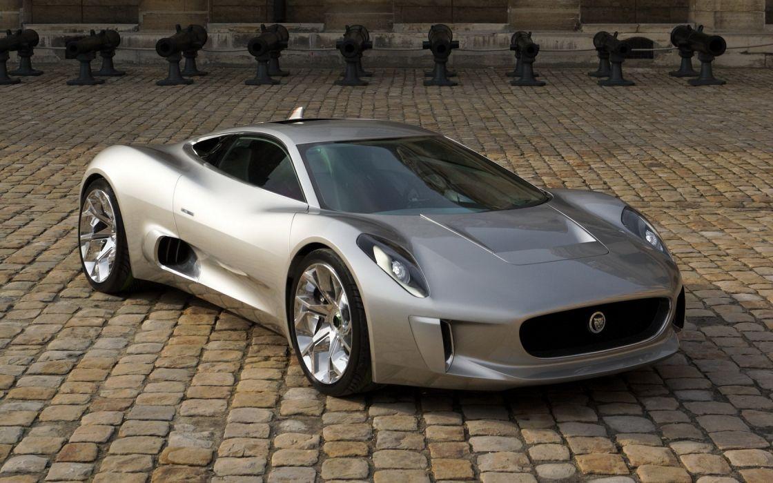 Car Jaguar CX75 Concept wallpaper
