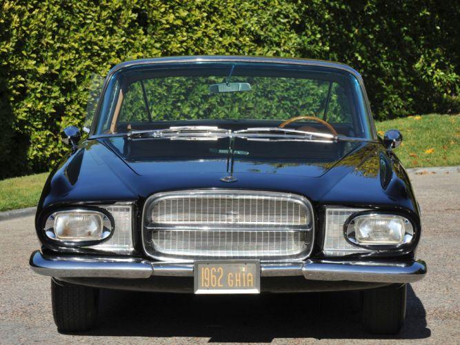 1960 Dual-Ghia L6_4 Coupe classic luxury f wallpaper