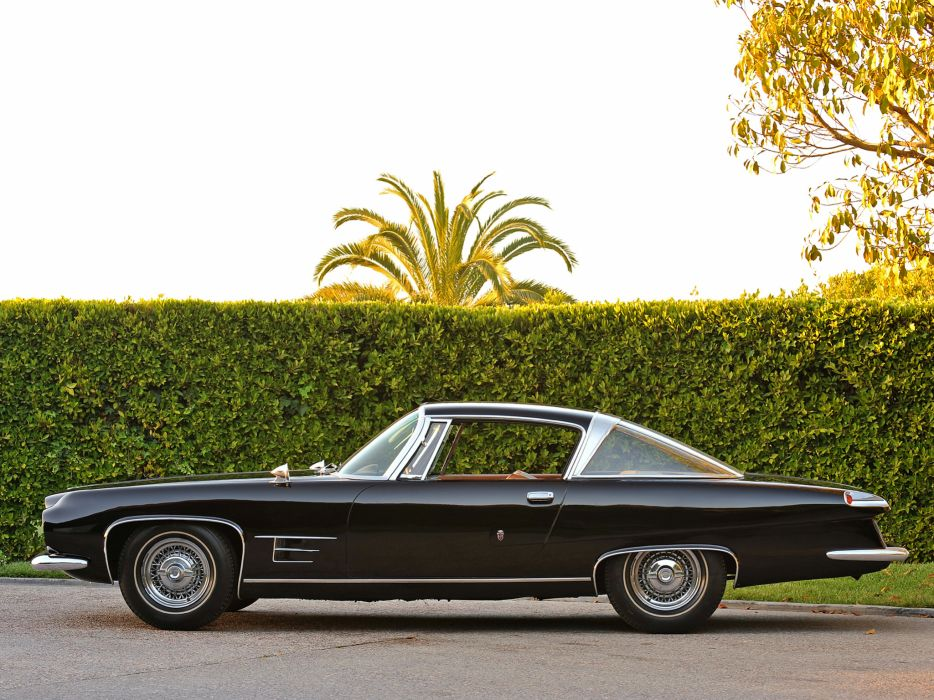 1960 Dual-Ghia L6_4 Coupe classic luxury     d wallpaper