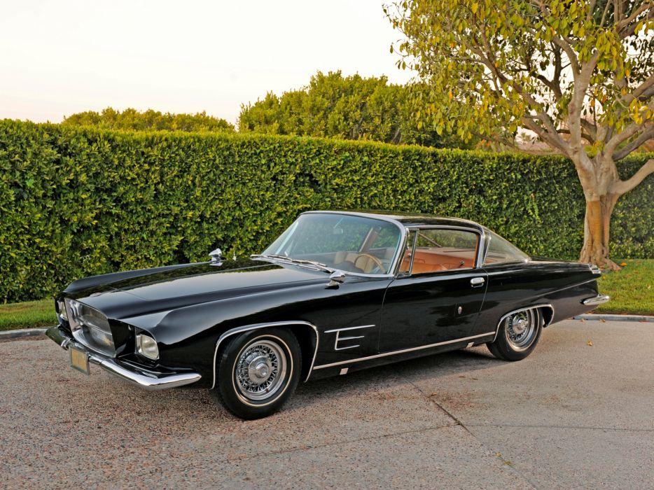1960 Dual-Ghia L6_4 Coupe classic luxury    da wallpaper