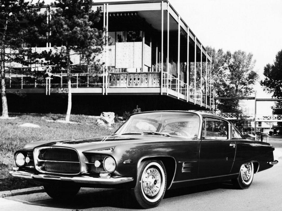 1960 Dual-Ghia L6_4 Coupe classic luxury   g wallpaper