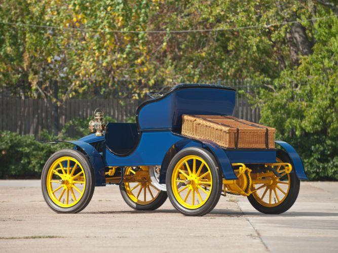 1903 Pope-Hartford Model-A retro wheel g wallpaper
