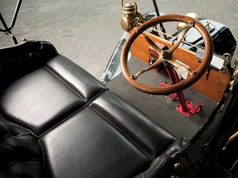 1905 REO Model-B Runabout retro interior      g wallpaper
