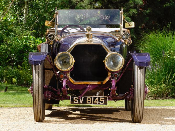 1913 Peugeot Type-145S Tourer convertible retro luxury wheel g wallpaper
