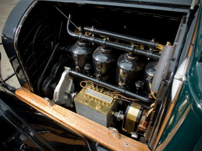 1913 Rambler Cross Country Touring retro engine h wallpaper