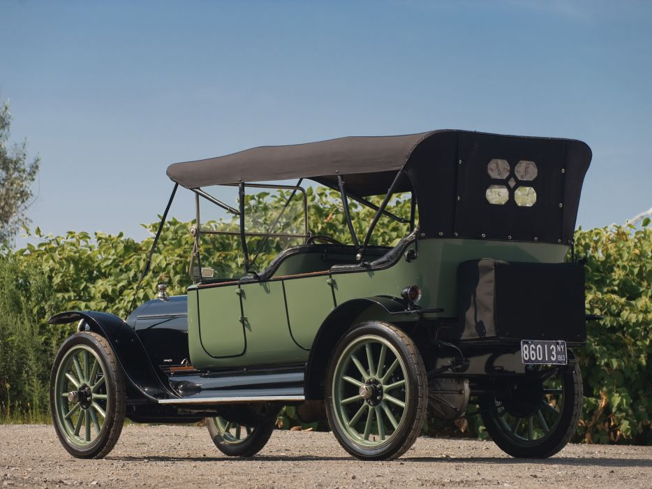 1913 Rambler Cross Country Touring retro   g wallpaper