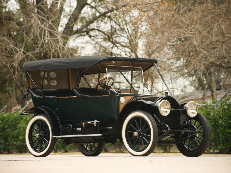 1913 Rambler Cross Country Touring retro wallpaper