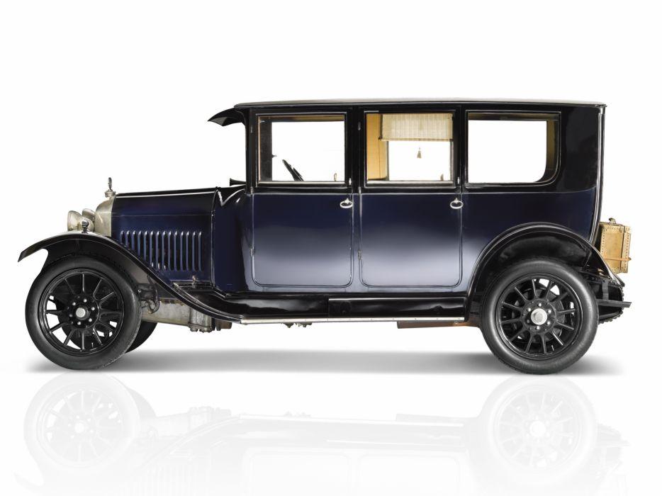 1921 Peugeot Type-153 BRA Limousine luxury retro wallpaper