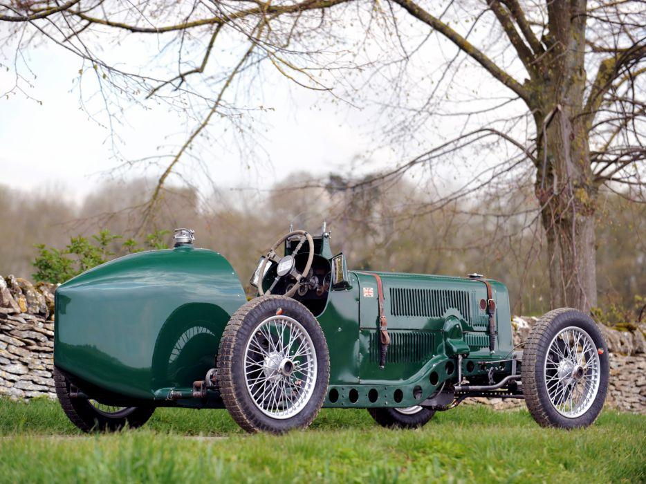 1928 Riley Brooklands 9-HP Bob Gerard Monoposto Special retro supercar race racing   d wallpaper