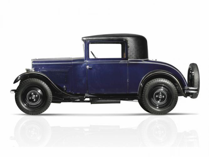 1929 Peugeot 201 Coupe retro wallpaper