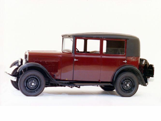 1929 Peugeot 201 retro f wallpaper