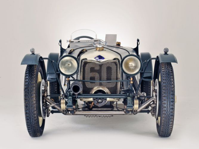 1929 Riley Brooklands race racing retro wheel f wallpaper