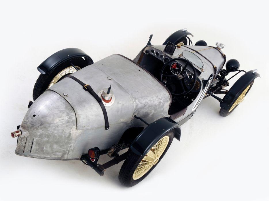 1929 Riley Brooklands race racing retro    d wallpaper