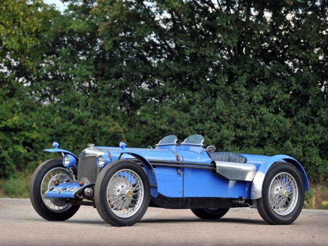 1929 Riley Brooklands race racing supercar retro d wallpaper