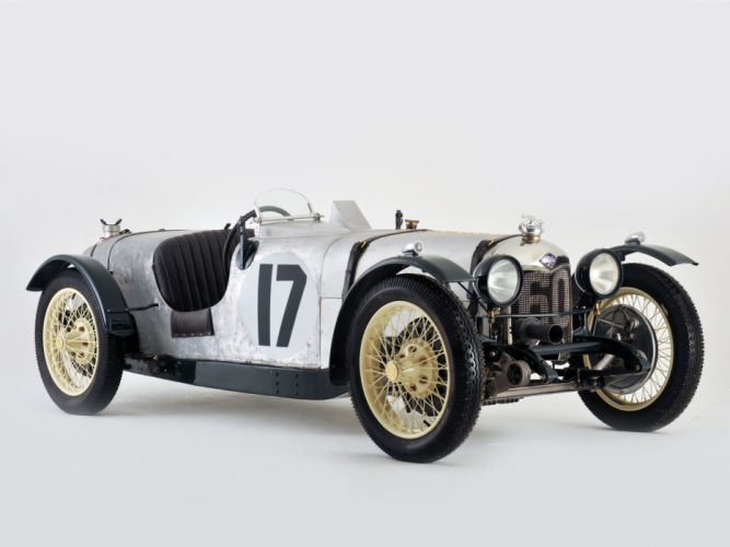 1929 Riley Brooklands race racing supercar retro dq wallpaper