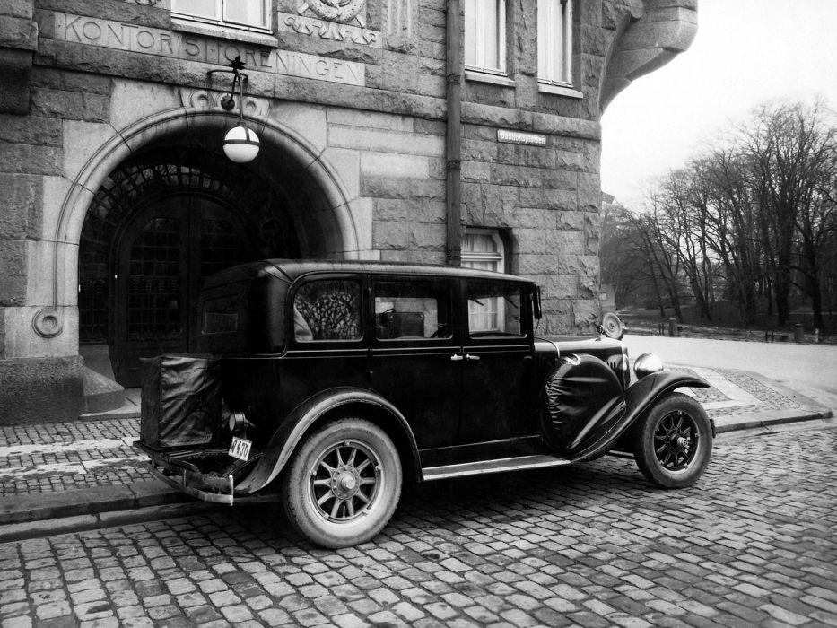 1929 Volvo PV651 retro     f wallpaper