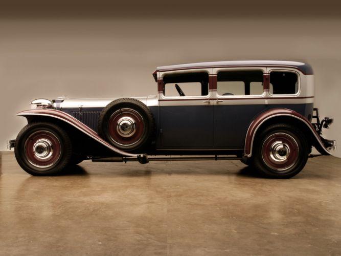 1930 Ruxton Model-C Sedan luxury retro f wallpaper