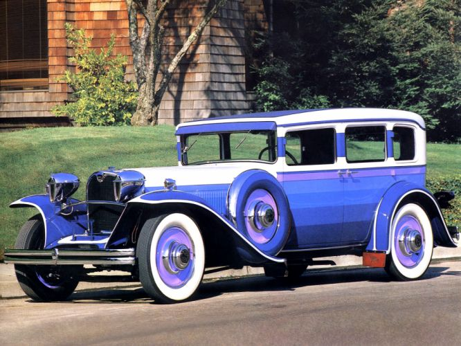 1930 Ruxton Model-C Sedan luxury retro h wallpaper