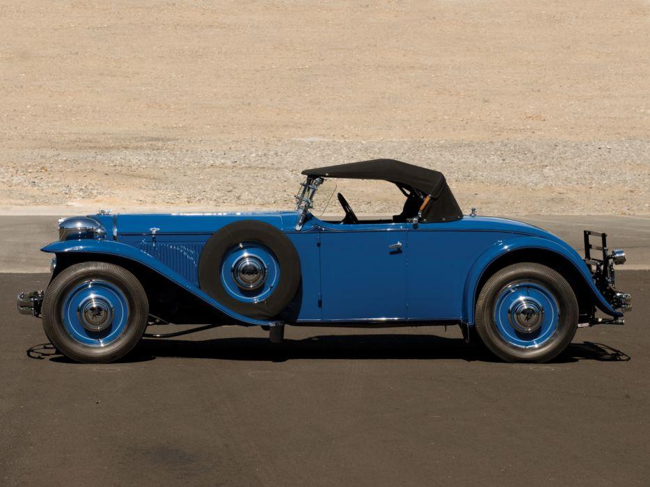 1931 Ruxton Model-C Roadster retro luxury convertible   t wallpaper