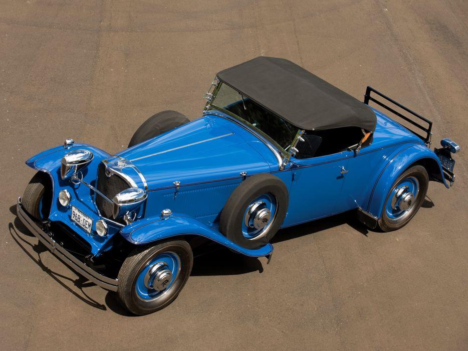 1931 Ruxton Model-C Roadster retro luxury convertible  f wallpaper