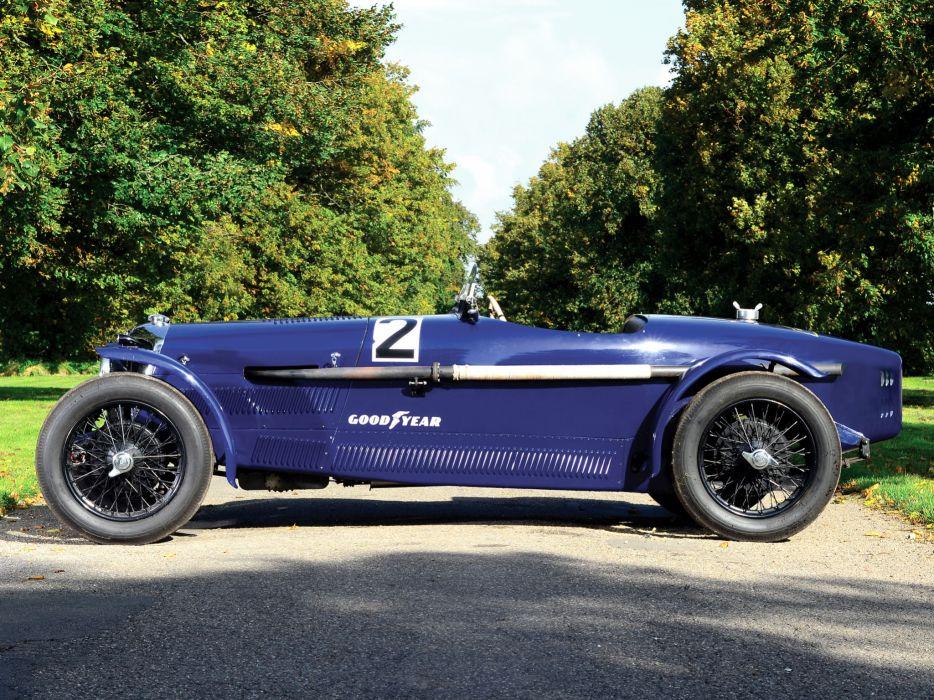 1935 Riley 12-4 Special race racing supercar retro   d wallpaper