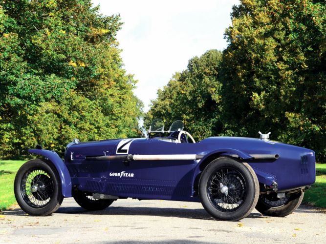 1935 Riley 12-4 Special race racing supercar retro f wallpaper