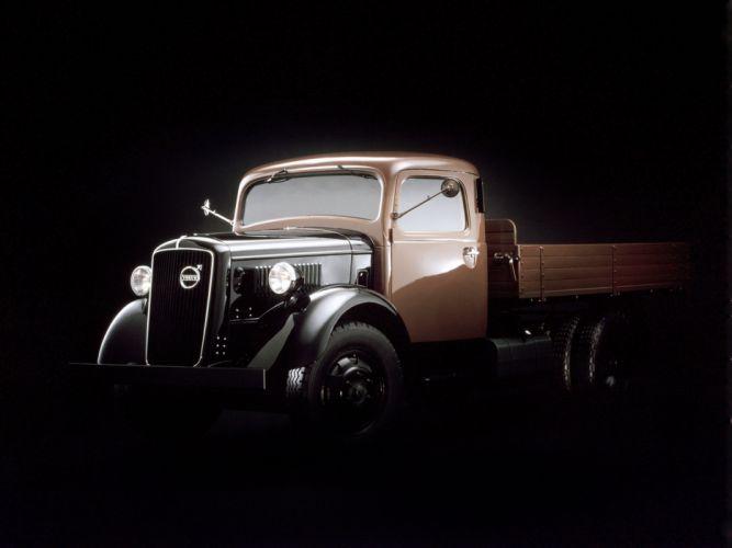 1935 Volvo LV83 retro h wallpaper