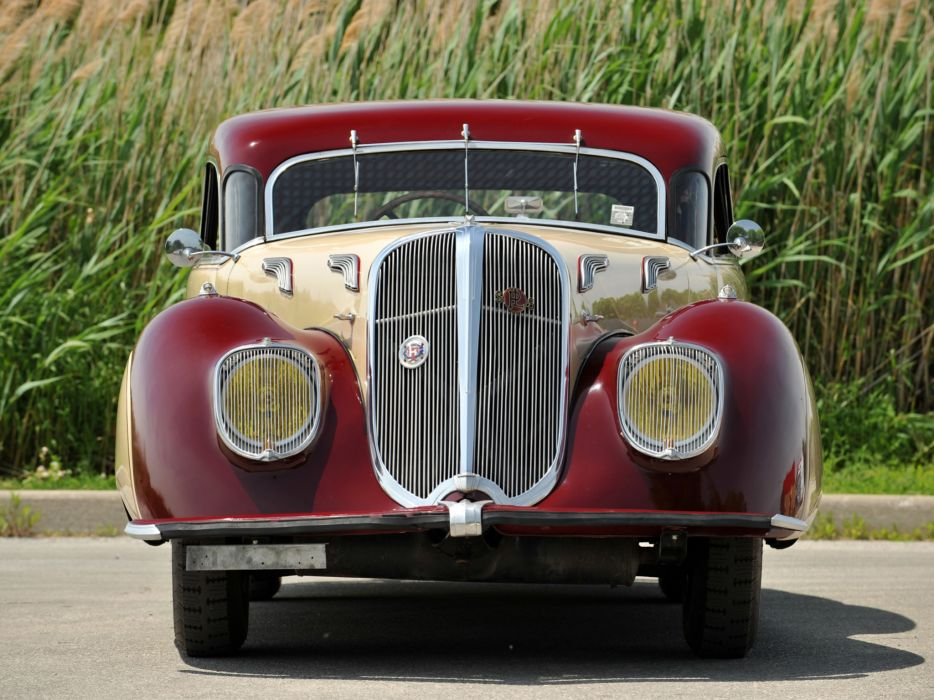 1936 Panhard Dynamic X77 luxury retro    h wallpaper